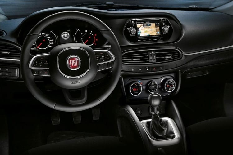 Fiat Tipo Hatchback 5 Door Hatch 1.4 120hp T-Jet Lounge