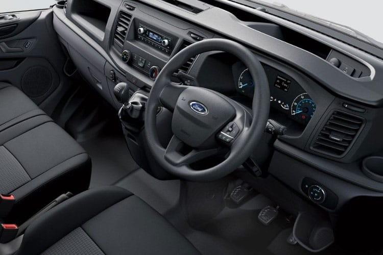Ford Transit Custom Van Kombi 340L1 2.0 170ps Trend Auto