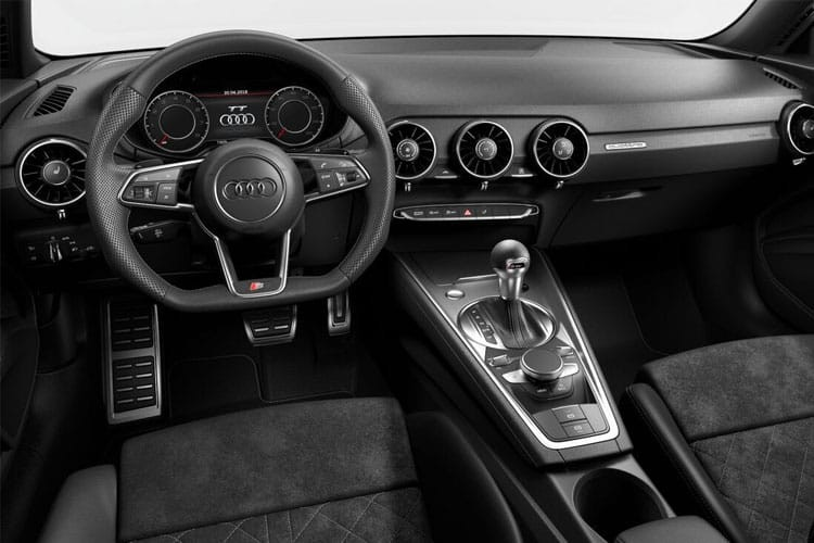 Audi TT Coupe 40 TFSI 197 Black Edition Tech Pack S tronic
