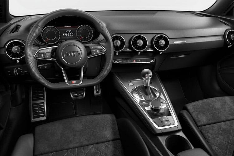 Audi TT Coupe 45 TFSI 245ps Black Edition S Tronic