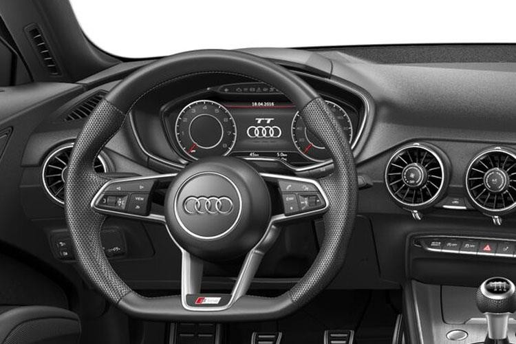 Audi TT Coupe RS 2.5 TFSI 400ps Quattro S tronic