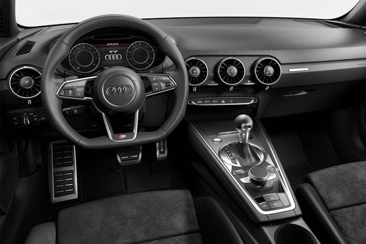 Audi TT Roadster 40 TFSI 197ps Black Edition S Tronic