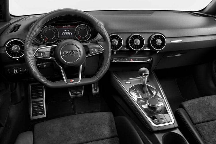 Audi TT Roadster 45 TFSI 245PS Black Edition Tech Pack