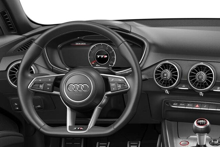 Audi TT Roadster RS 2.5 TFSI 400ps Quattro S tronic
