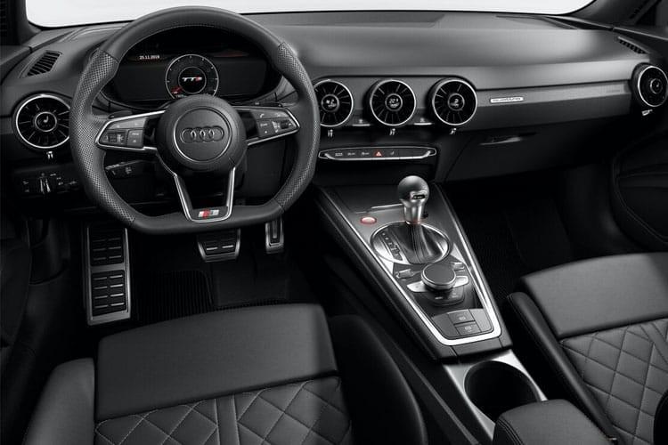 Audi TT Coupe S 320ps Quattro Black Edition Comfort+Sound Pack S tronic