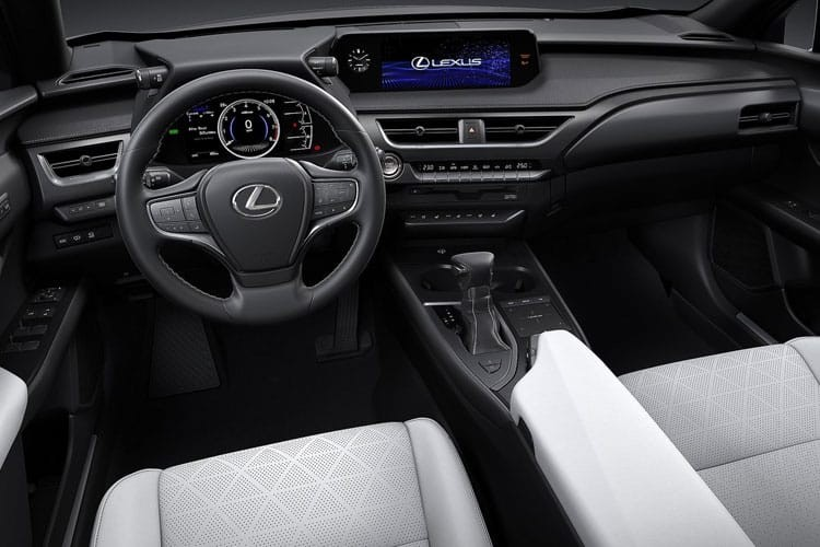Lexus UX SUV 250h 2.0 Premium Plus Pack Tech+Safety CVT