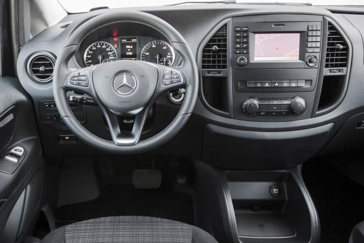 Mercedes Vito Van Crew L1 114 CDI 2.1 Pure 7G-Tronic Plus RWD