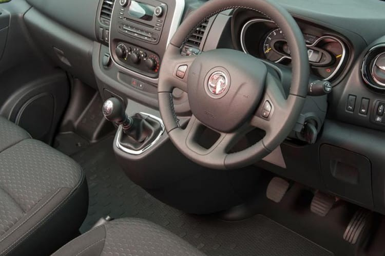 Vauxhall Vivaro Van L1H1 Combi+ 1.6CDTI 125 BiTurbo 9Seat Start+Stop