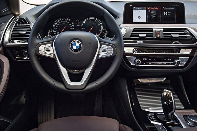 BMW X3 SUV 5 Door xDrive30d 48V Mht xLine Auto