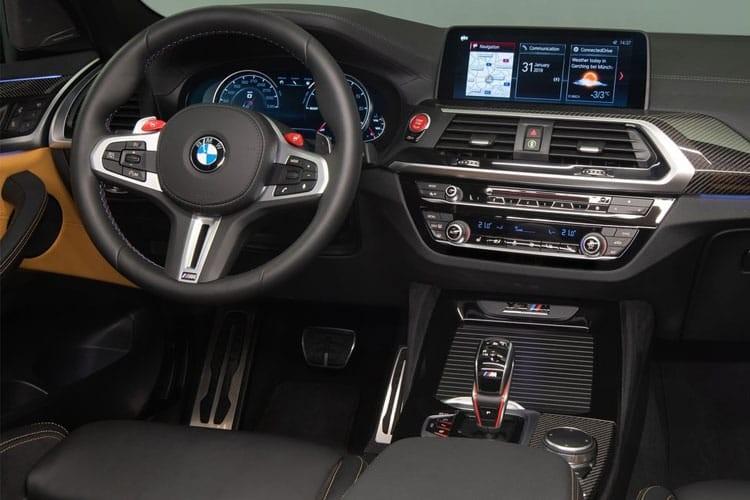 BMW X3 SUV 5 Door M Competition Auto