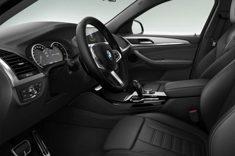 BMW X4 SUV 5 Door xDrive30d M Sport Auto G02