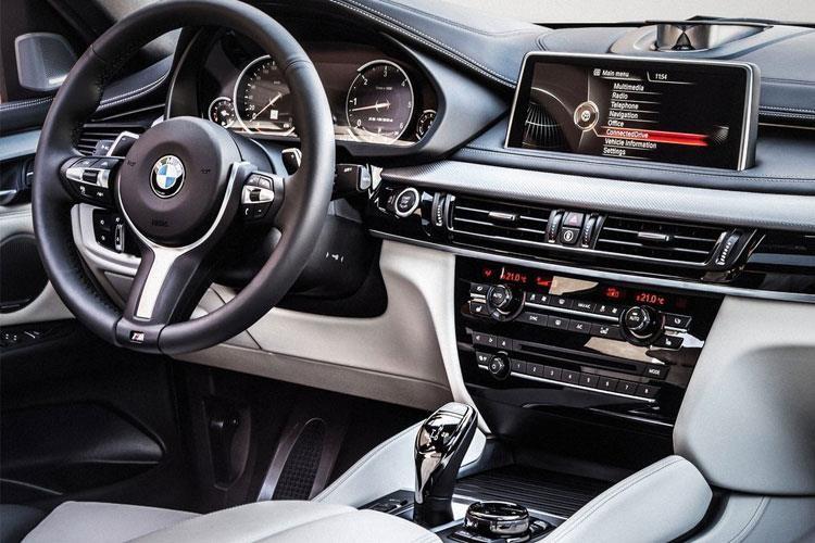BMW X6 SUV 5 Door Estate 3.0 M50d