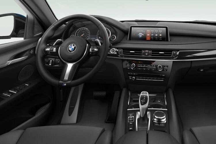 BMW X6 SUV 5 Door Estate 48V Mht xDrive 40d Sport