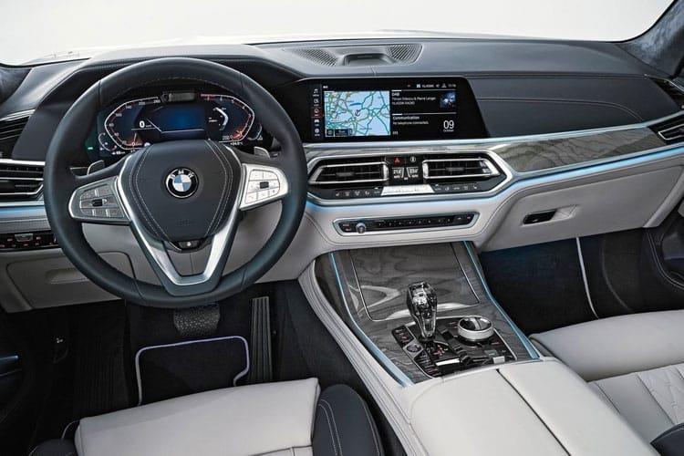 BMW X7 SUV 5 Door M50d 6Seat
