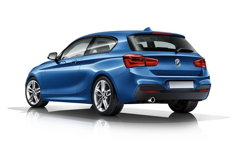 BMW 1 Series Sports Hatch 125d 3 Door Sporthatch 2.0 M Sport Auto