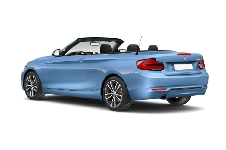BMW 2 Series Convertible 220d 2 Door 2.0 Sport