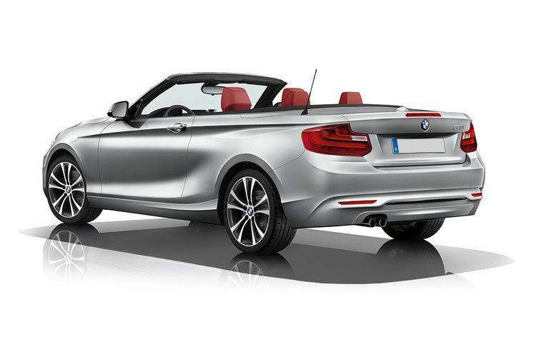 BMW 2 Series Convertible 218d 2 Door 2.0 M Sport Auto