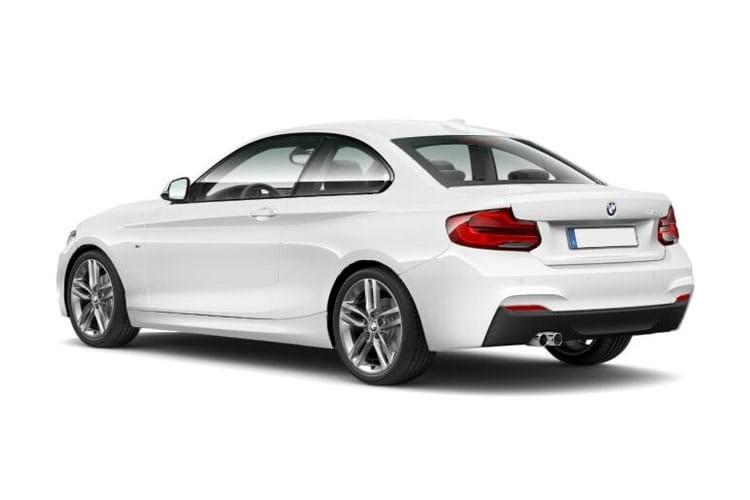 BMW 2 Series Coupe 225D 2 Door 2.0 M Sport Auto