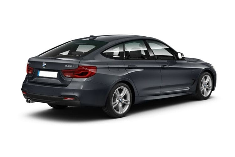 BMW 3 Series Gran Turismo 320i 5 Door 2.0XDRV Sport Professional Media Auto
