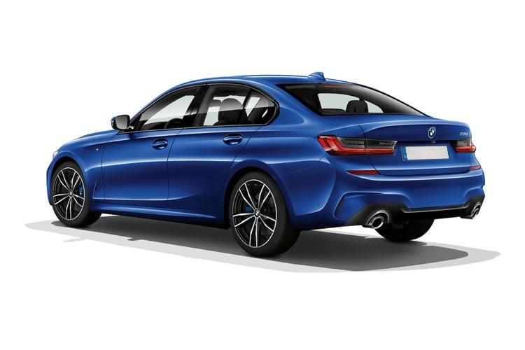BMW 3 Series Saloon 318d 2.0 Mht M Sport Auto
