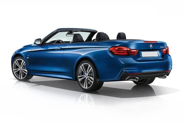 BMW 4 Series Convertible 420d 2 Door 2.0 Sport Professional Media Auto LCI