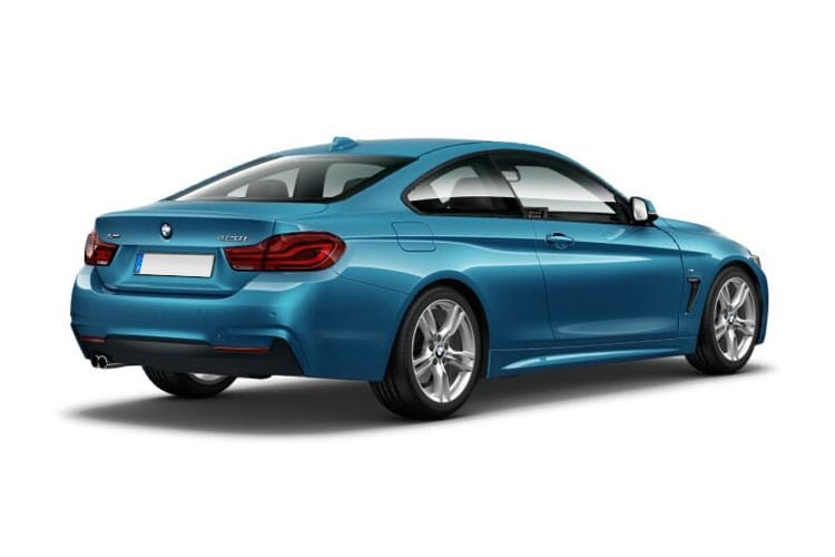 BMW 4 Series Coupe 430d 2 Door Coupe 3.0 xDrive M Sport Auto LCI