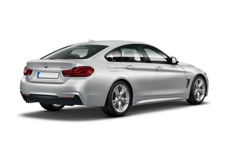 BMW 4 Series Gran Coupe 430i 5 Door 2.0 M Sport Auto LCI