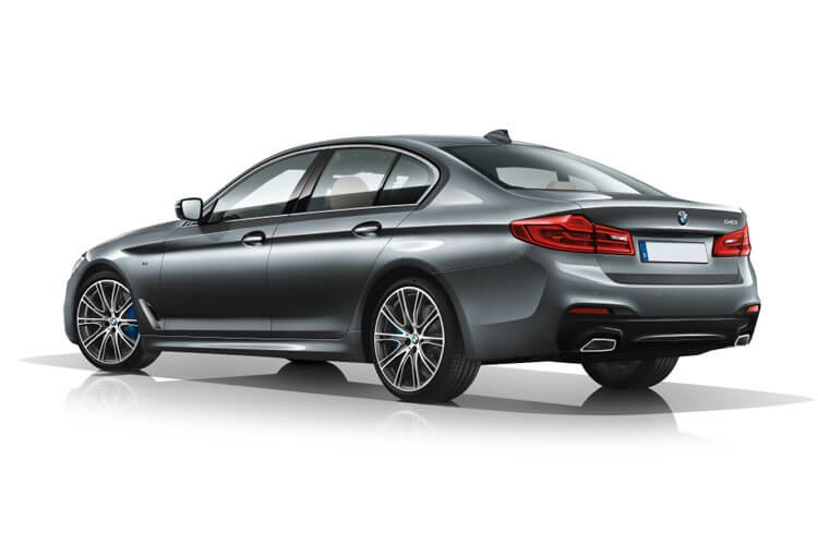 BMW 5 Series Saloon 530d Saloon 3.0 SE Auto