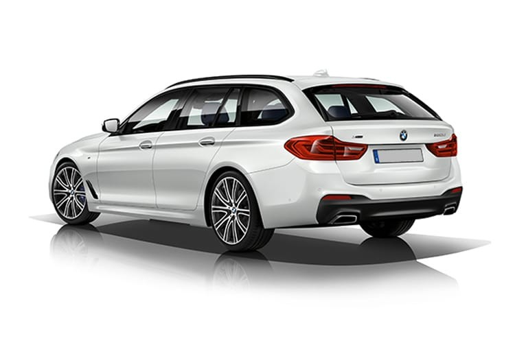 BMW 5 Series Touring 520d xDrive 2.0 Mht M/Sp/Tk Auto
