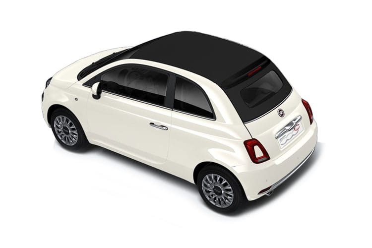 Fiat 500 Convertible 2 Door 0.9 85hp Twinair S Dualogic
