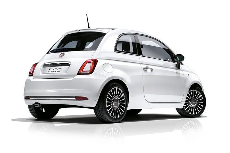 Fiat 500 Hatchback 3 Door Hatch 1.2 69hp Mirror II Dualogic