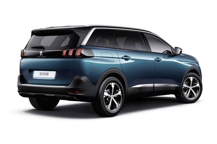 Peugeot 5008 SUV 1.5 BlueHDi 130 Allure Start+Stop