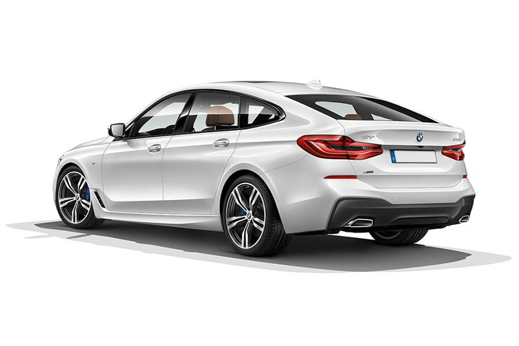 BMW 6 Series Gran Turismo 630d 4 Door Gran Turismo 3.0 xDrive M Sport Auto
