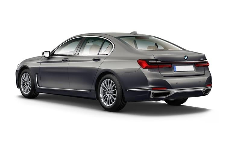 BMW 7 Series Saloon 730d 3.0 Auto LCI                  G11
