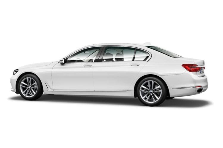 BMW 7 Series Saloon 740ld 3.0 xDrive Auto LCI          G12