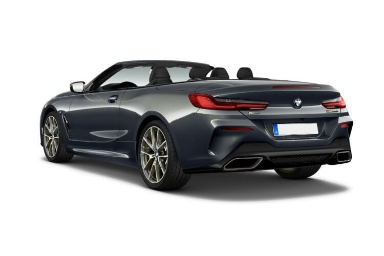 BMW 8 Series Convertible 840i 2 Door 3.0 Auto
