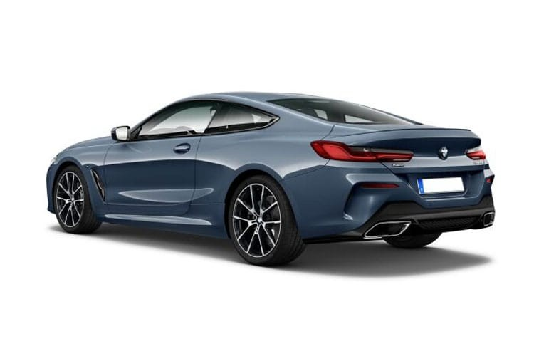 BMW 8 Series Coupe M850i 2 Door 4.4 xDrive Auto