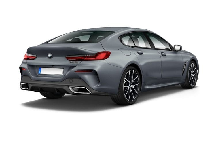 BMW 8 Series Coupe M850i 4 Door Gran 4.4 xDrive Auto