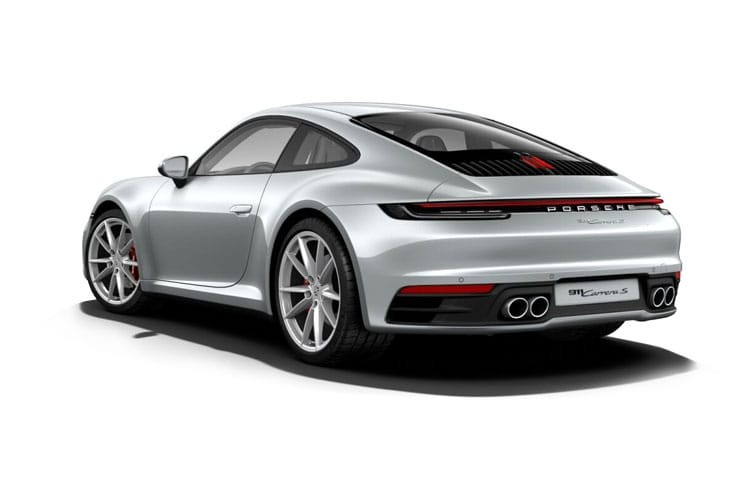 Porsche 911 Coupe Targa 4 3.0 2 Door Gts Pdk