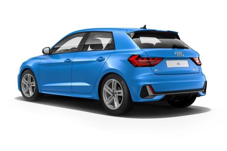 Audi A1 Sportback 5 Door Sportback 1.0 TFSI 95 SE