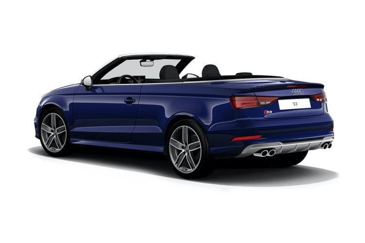 Audi A3 Cabriolet S3 2 Door 50 TFSI Quattro 300PS S Tronic