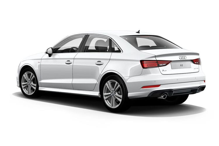 Audi A3 Saloon 4 Door 35 TFSI Cod 150 Sport Tech Pack