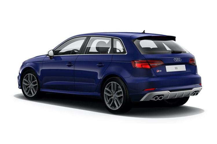 Audi A3 Sportback S3 5 Door 50 TFSI Quattro 300 Black Edition Tech Pack S tronic