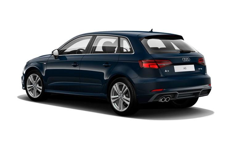 Audi A3 Sportback 5 Door 2.0 TDI 150 S Line