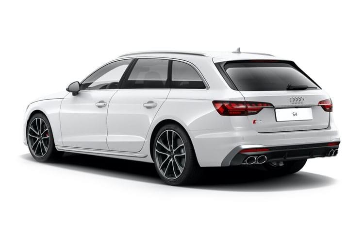 Audi A4 Avant S4 TDI Quattro 347 Black Edition Tiptronic