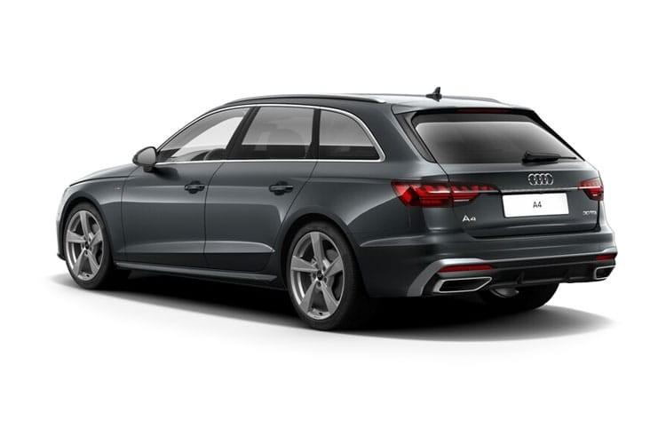 Audi A4 Avant 35 TFSI 150ps S Line Comfort+Sound Pack