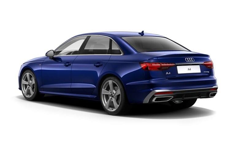 Audi A4 Saloon 45 TFSI 265 Quattro S Line Comfort+Sound Pack S tronic