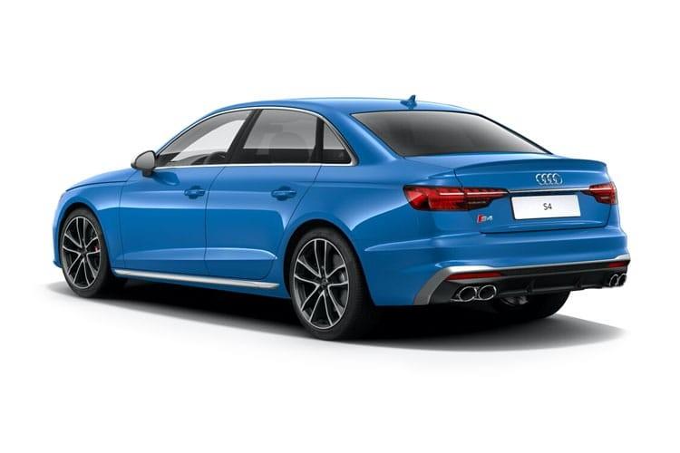 Audi A4 Saloon S4 TDI Quattro 347 Comfort+Sound Pack Tiptronic