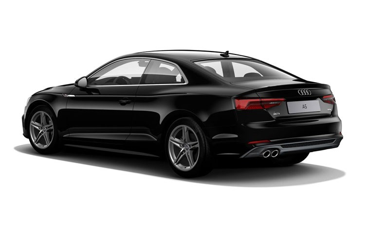 Audi A5 Coupe 40 TFSI 190ps Black Edition Tech Pack