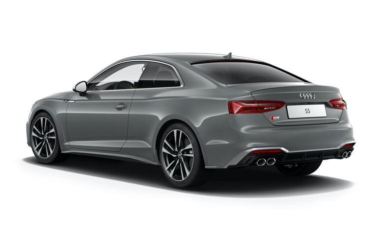 Audi A5 Coupe S5 TDI Quattro 347PS Tiptronic